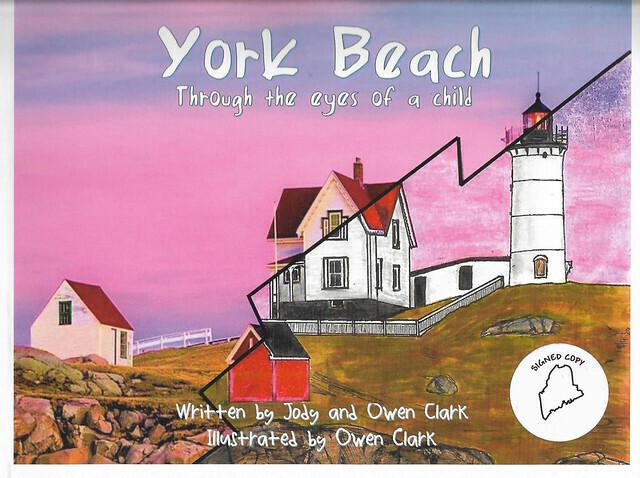 York Beach Kids Book