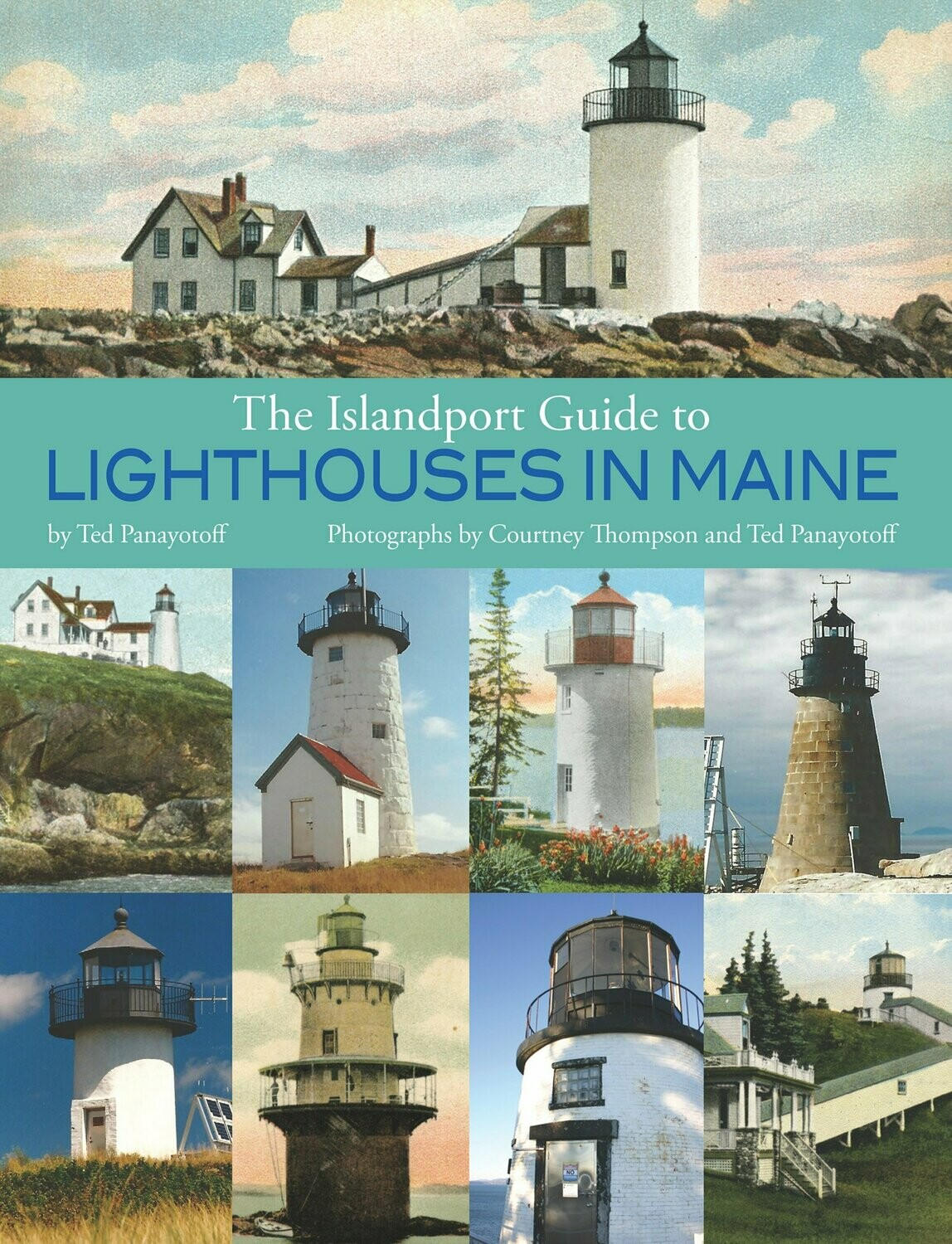 Guide to Maine Lighthouses