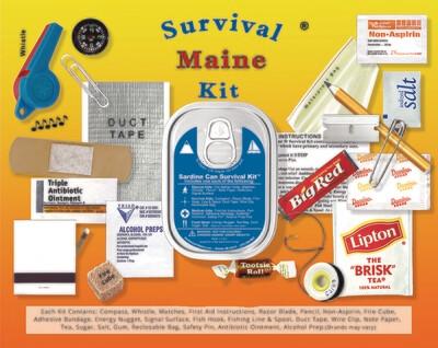 Maine Survival Kit