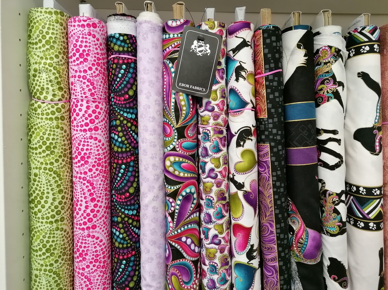 Benartex Dog on it  and Cat-I-Tude 100% cotton fabric