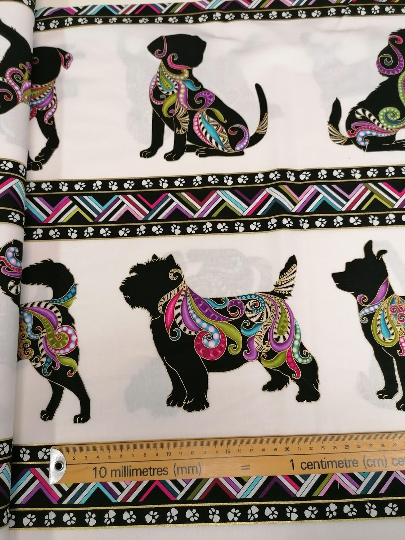 Benartex Dog on it  and Cat-I-Tude 100% cotton