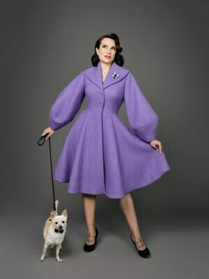 Charm Patterns, The Princess Coat