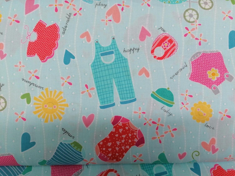 Benartex My Little Sunshine - baby clothes