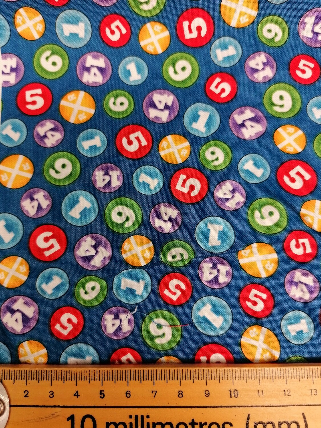 Quilting Treasures - Numbers - TTE