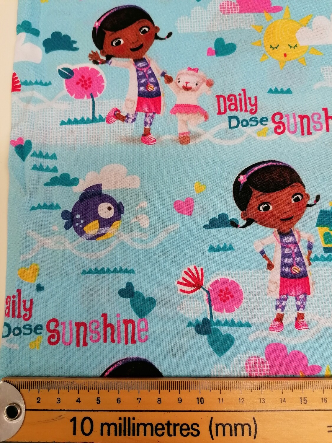 Springs Creative - Doc McStuffins and Friends
