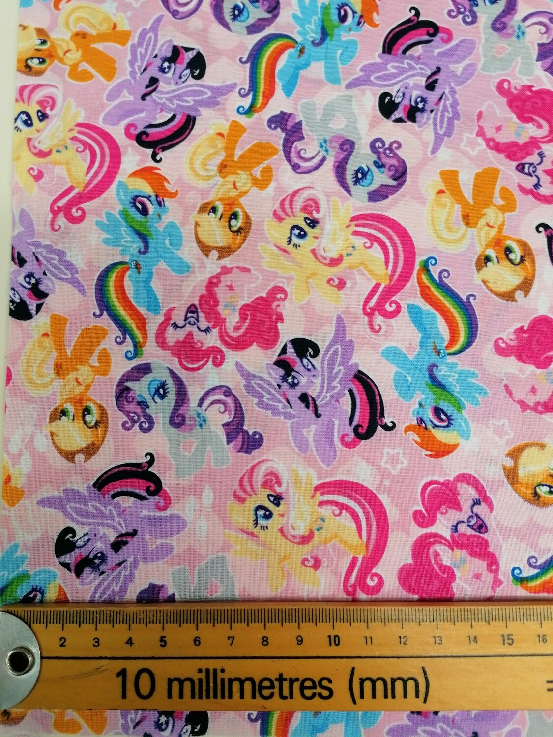 Web Exclusive - Springs Creative - My Little Pony fabric