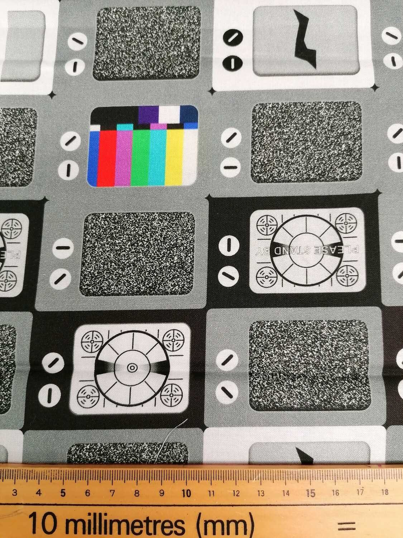 Benartex Matthew's Mini Monsters  Screens
