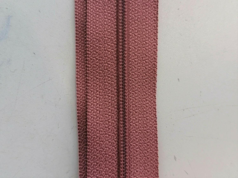 "Dress Zip 16"" (41cm) - Dusky Pink"