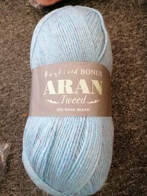 Hayfield Bonus Aran Tweed - Fisher