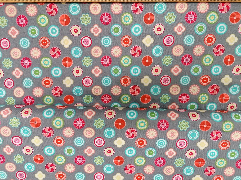 Benartex - My Happy Place - Buttons