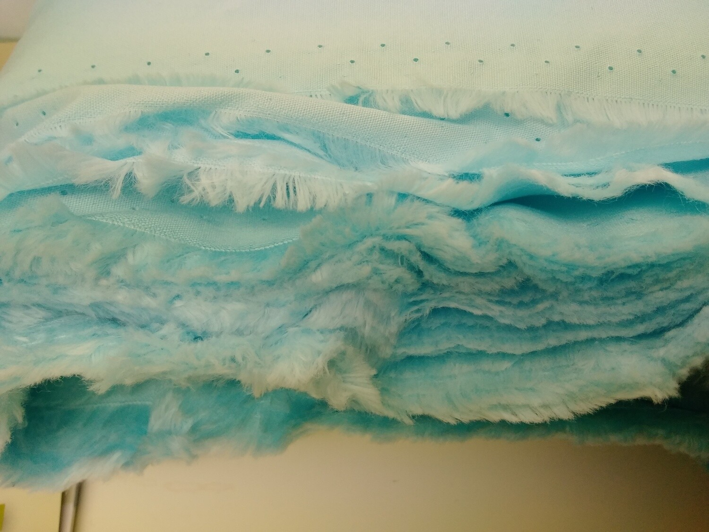 Cotton - pale turquoise