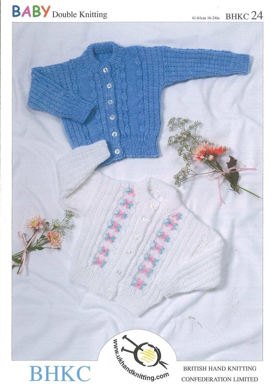 Pattern: Tyrolean Style Cardigan