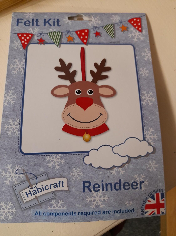 Felt Kit - Reindeer
