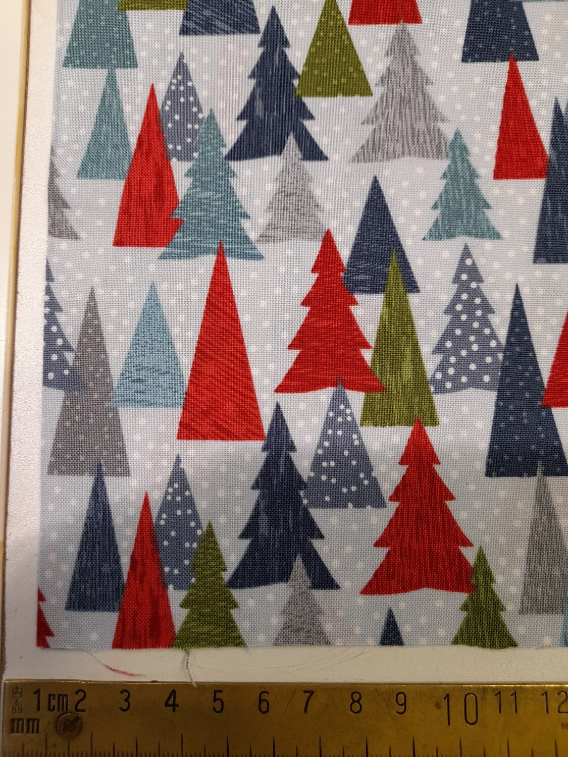 lewis and Irene - Hygge Christmas - Trees - Fat 1/4