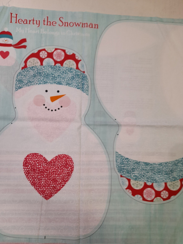 Hearty the Snowman - Himself