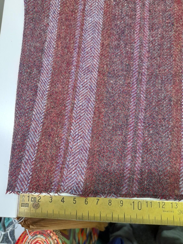 Wool - Pink Stripe