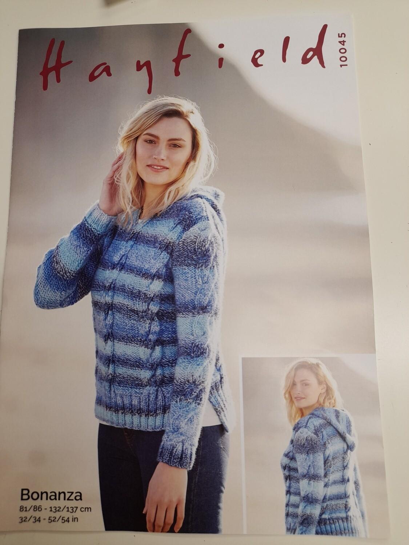 Hayfield Bonanza Knit Patterns
