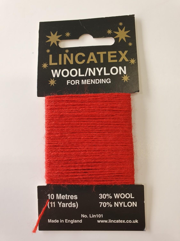 Lincatex Wool/Nylon for Mending
