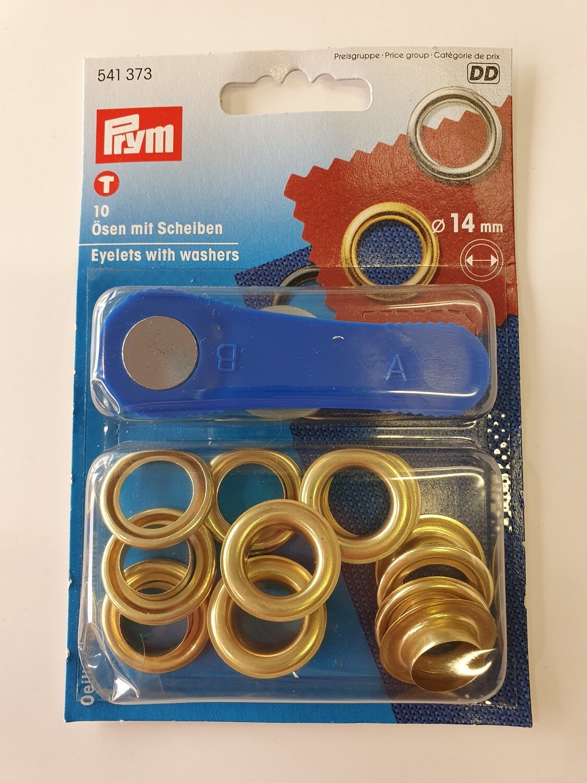 Prym Eyelets 14mm