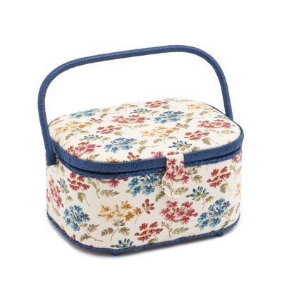 Fairfield Oval Sewing Box