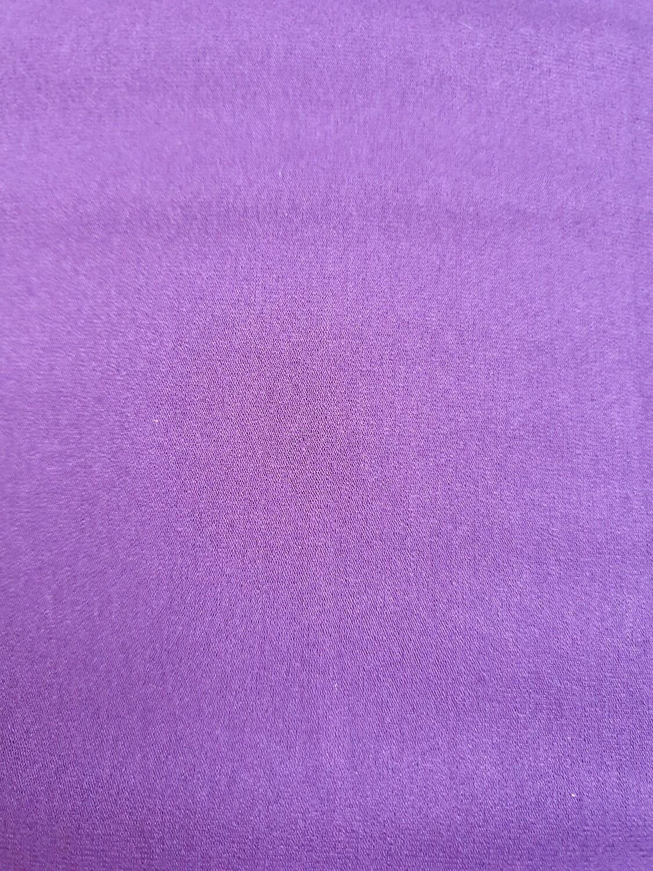 Viscose Jersey - Purple