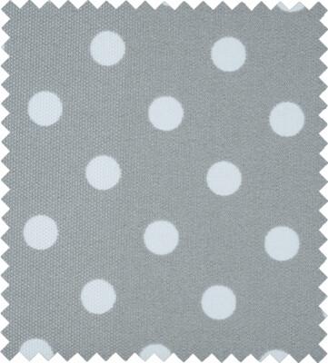 Craft Bag: PVC: Grey Spot