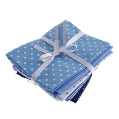 Fat Quarter Pack -  Fresh Blue