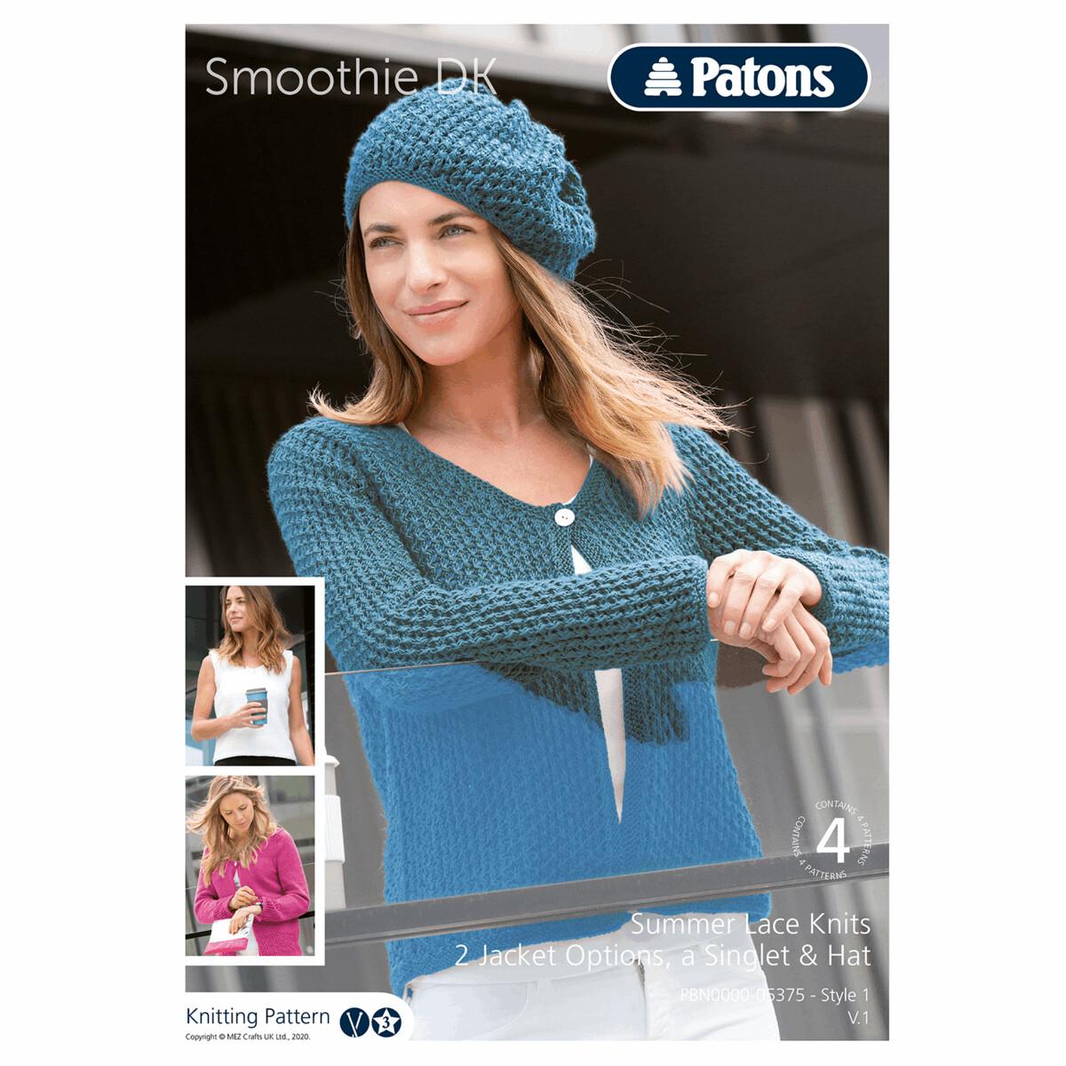 Smoothie DK: Ladies Wear by Patons