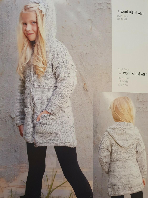 Wool Blend Aran: Classics by Patons