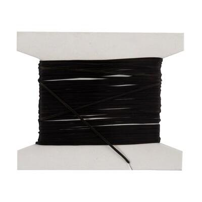 Magic Stretch Elastic Black 0.8mm