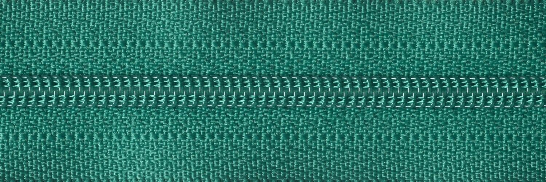 "41cm (16"") Nylon dress zip - Jade"