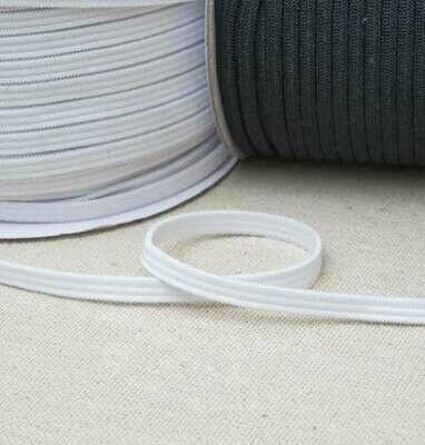 Elastic soft 3mm White
