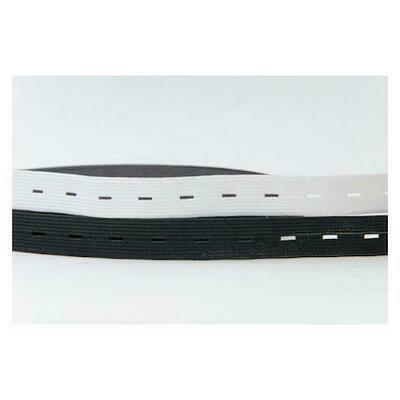 "Elastic 19mm (3/4"") Buttonhole"