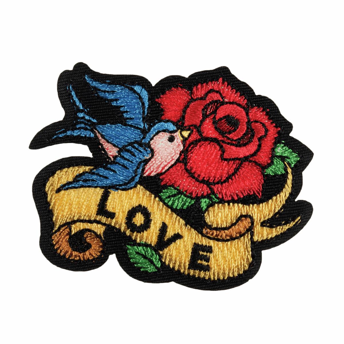 Motif - Love and Bluebird