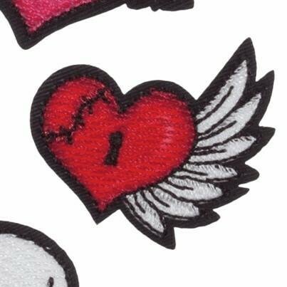 Motif - Heart Lock