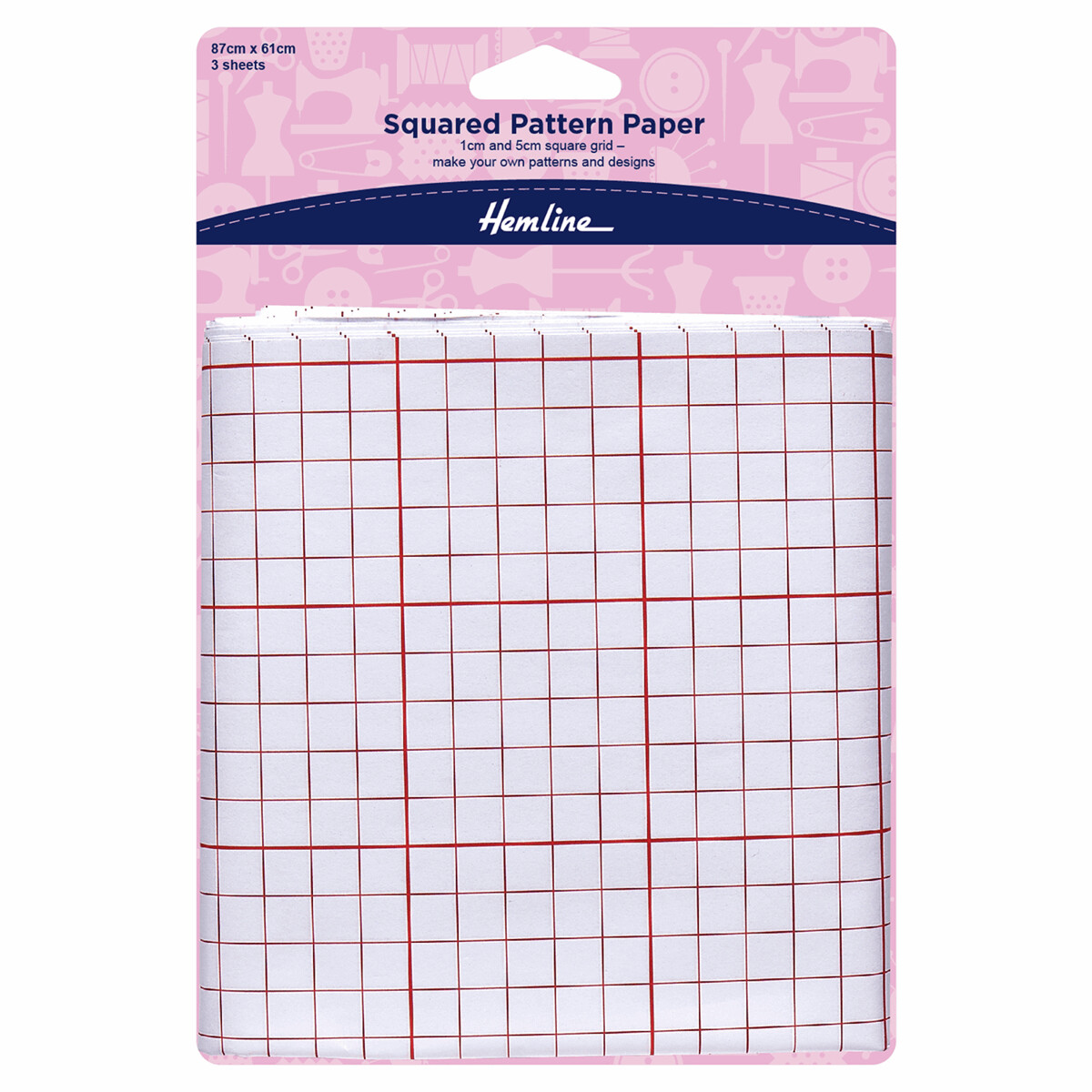 Squared Pattern Paper