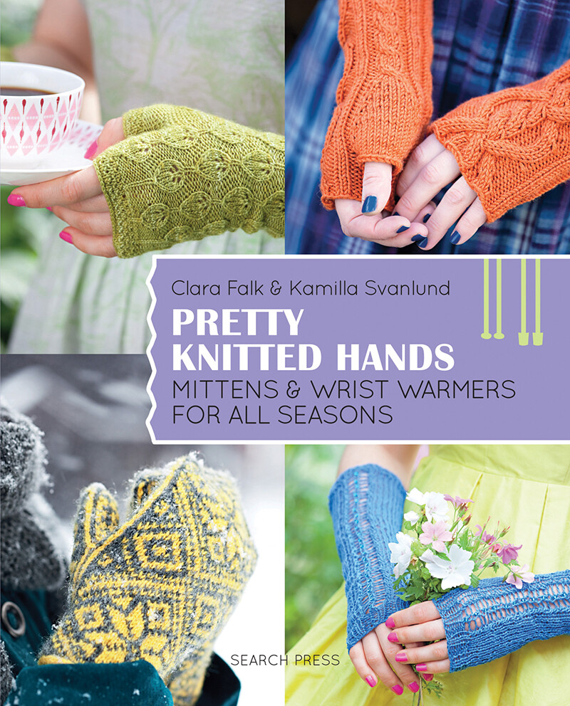 Pretty Knitted Hands