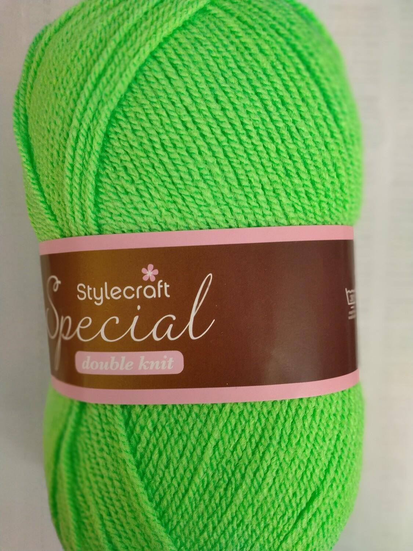 Stylecraft Special Dk - Bright Green