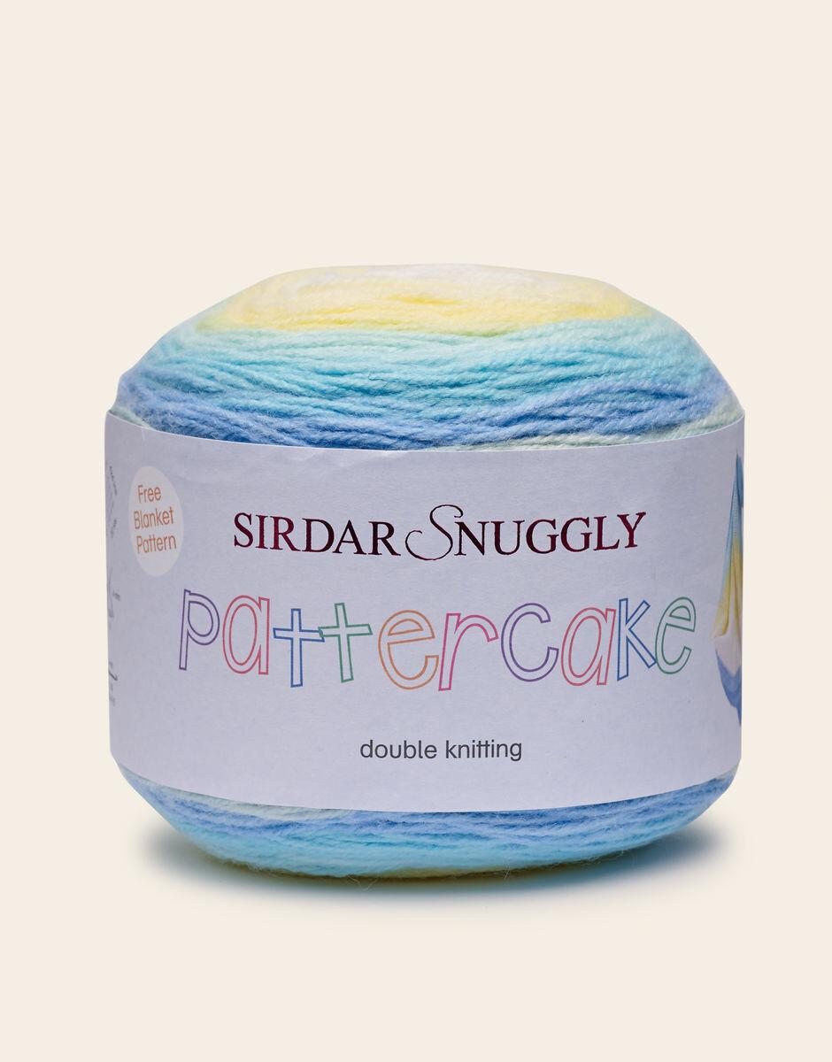 Sirdar Snuggly Pattercake