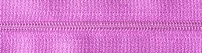 "41cm (16"") Nylon dress zip - Light Cerise"