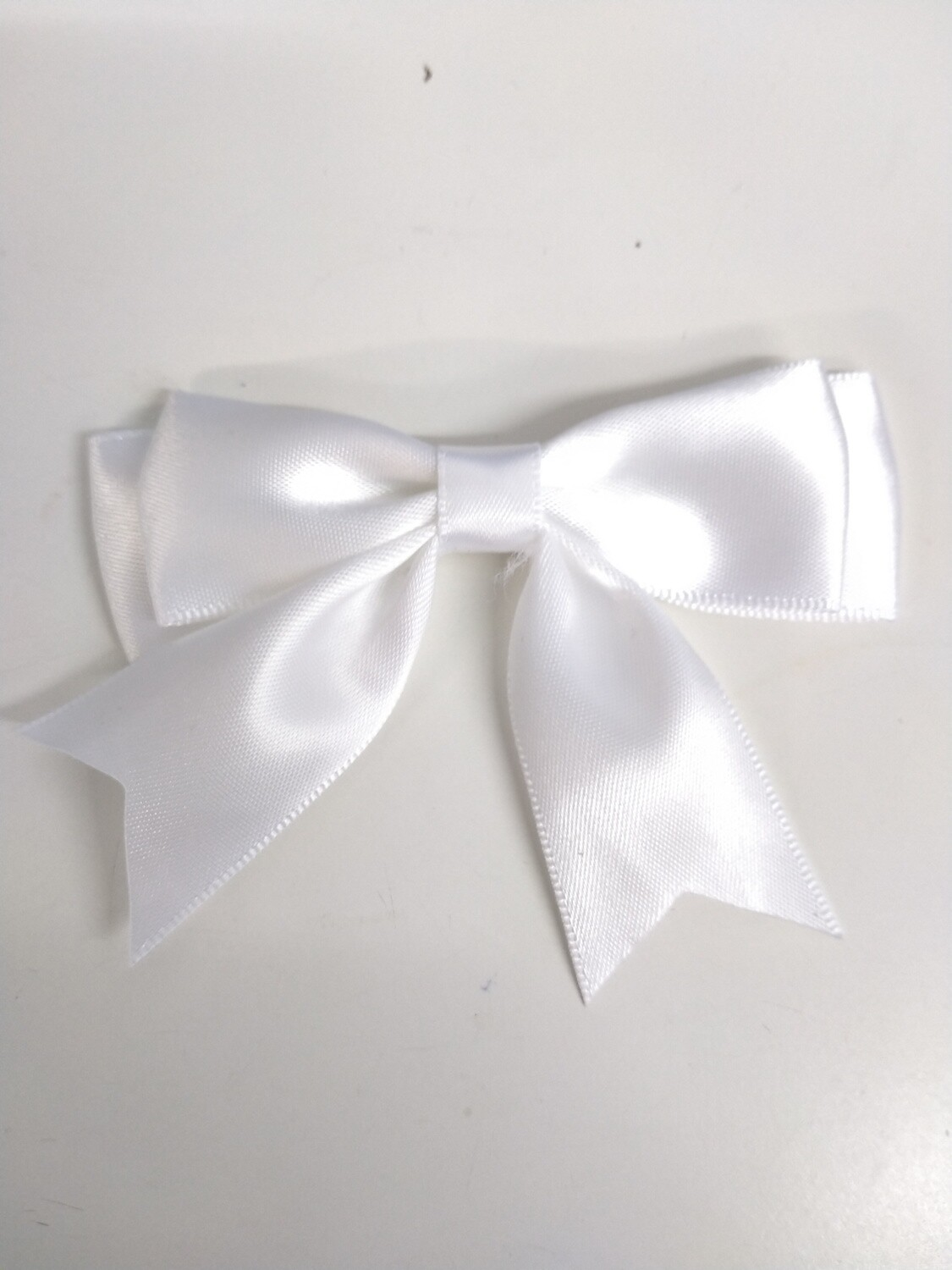 Double Satin Bow 25mm