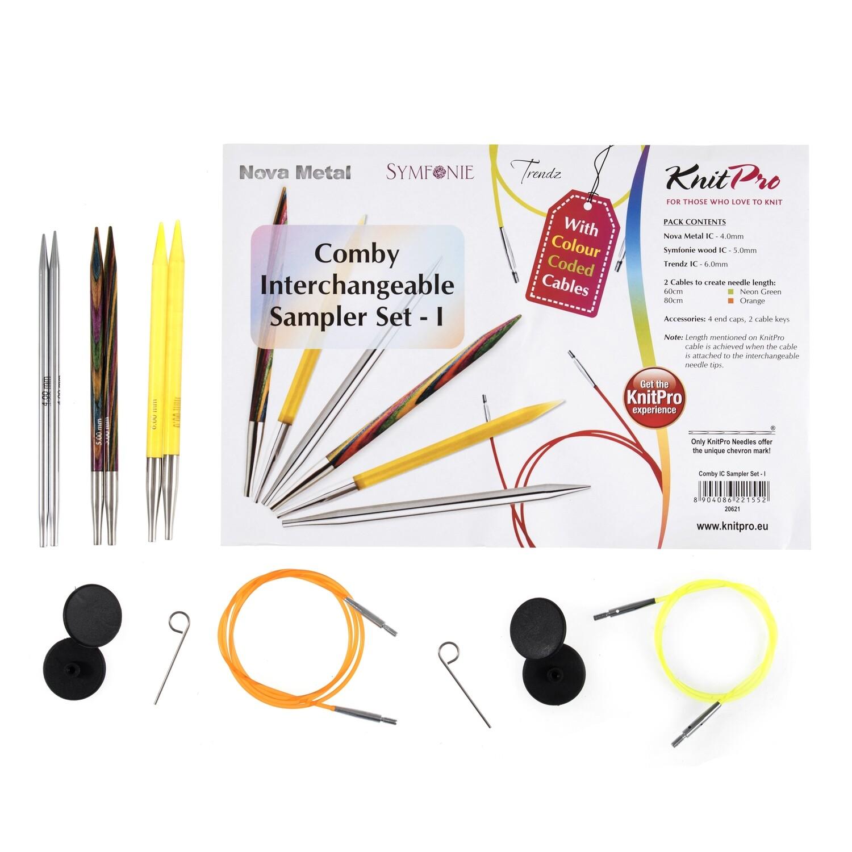 Knit Pro Circular Knitting Needle Set 4 5 6mm