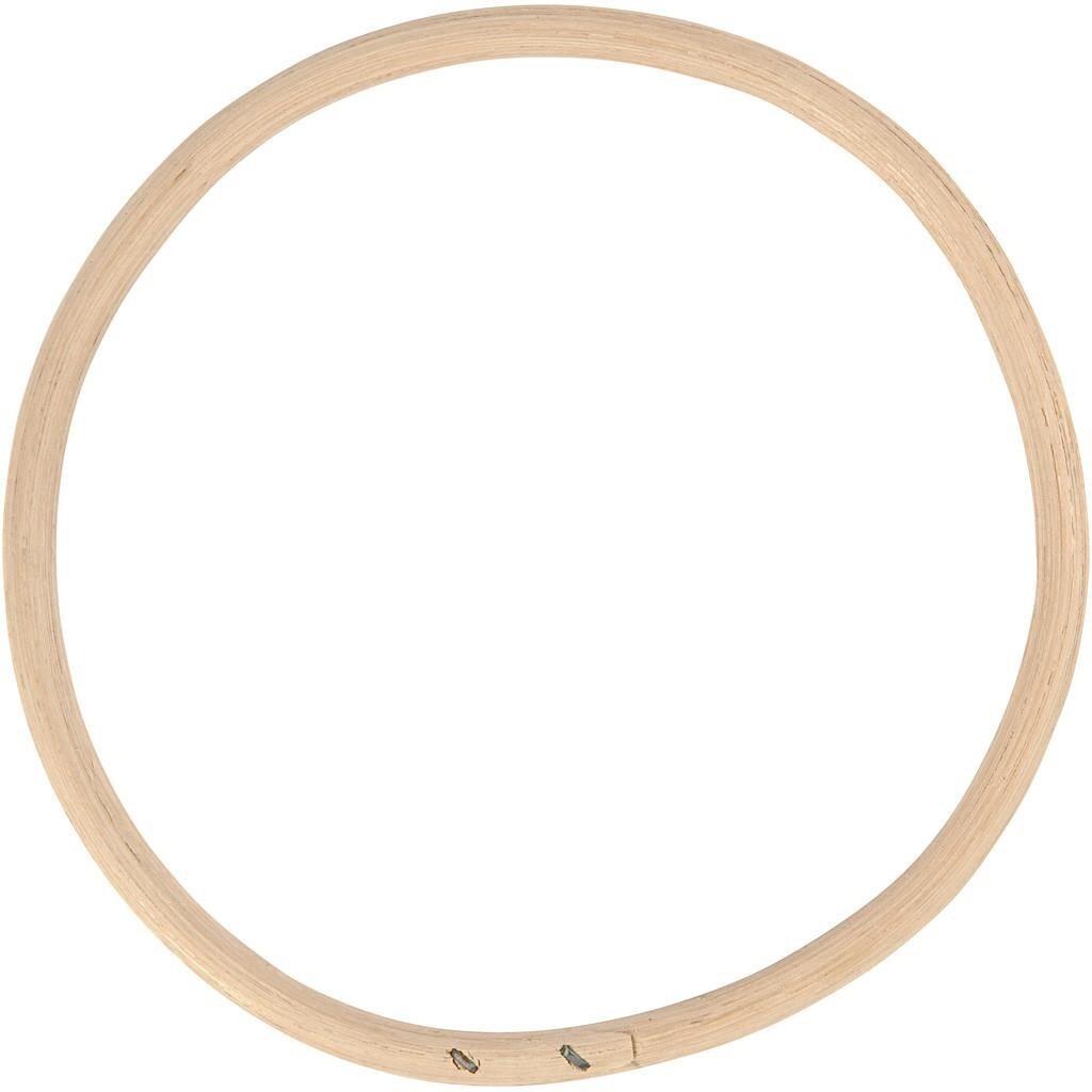 Bamboo Ring 15.3cm x 8mm