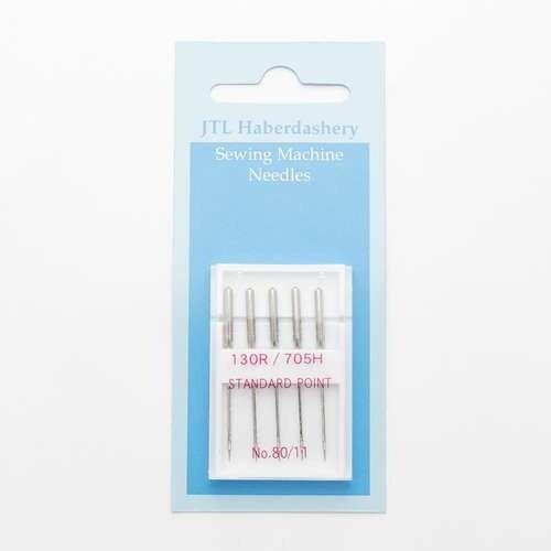 JTL Sewing machine needles standard point 80/11