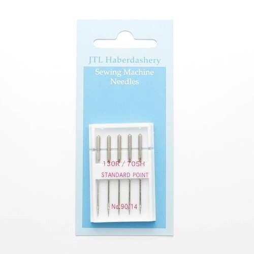 JTL Sewing machine needles standard point 90/14