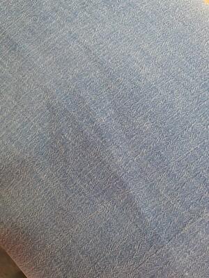 Edith -Viscose- light denim blue
