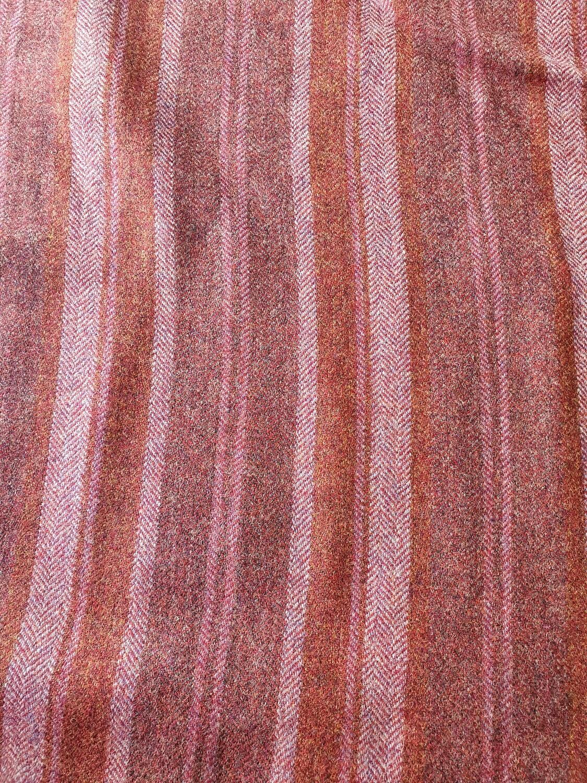 Kate - Wool - Pink Stripe