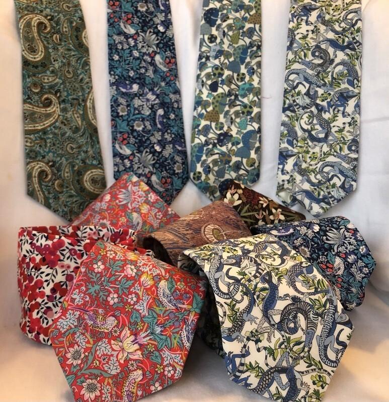 Liberty Tana Lawn  Neck Tie