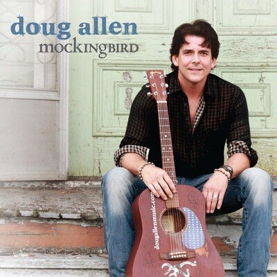 Doug Allen CD - Mockingbird