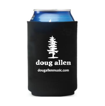Doug Allen - Can Koozie